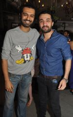 Ashish Sajnani & Siddhant Kapoor at the Launch Event of Mirabella Bar & Kitchen in Mumbai on 3rd July 2016_5779f63f5144a.jpg