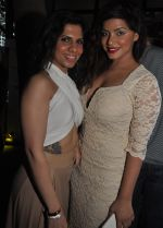Gauri Malhotra Narang & Neetu Chandra at the Launch Event of Mirabella Bar & Kitchen in Mumbai on 3rd July 2016_5779f6bf7a36c.jpg