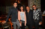 Manasi Scott, Sandip Soparkar, Leslie Lewisat Tap Restobar Karaoke event KWC launch on 4th July 2016 (4)_577a686403a17.JPG