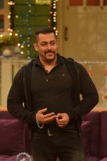 Salman Khan on the sets of The Kapil Sharma Show on 3rd July 2016