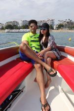 Tulsi Kumar in Monte Carlo & Cannes with hubby Hitesh Ralhan on 3rd July 2016 (4)_5779f9c3cf2c0.JPG
