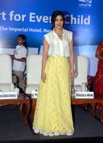 Priyanka Chopra during the Fair Start campaign with UNICEF in Imperial Hotel in New Delhi on 5th July 2016 (31)_577bb8cce68ac.JPG