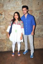 Alvira Khan at salman khan_s sultan movie screening on 5th July 2016 (11)_577ca2881614c.JPG