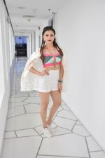 Urvashi Rautela at Cover Page Shoot Exhibit Magazine on 5th July 2016-1