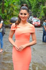 Urvashi Rautela at flimcity for promo at madhuri dixit dance show on 5th July 2016