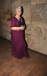 Waheeda Rehman at salman khan_s sultan movie screening on 5th July 2016 (22)_577ca2d56bded.JPG