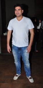 Arbaaz khan at Light Box To watch Sultan Movie on 6th July 2016