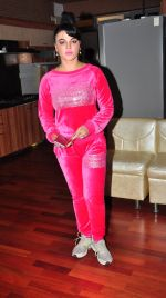 Rakhi Sawant in support of mika Singh CCTV footage At Oshiwara on 7th July 2016 (2)_577de88f23ceb.JPG