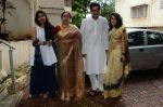 Reena Dutta, Junaid Khan, Ira Khan at Aamir Khan_s Eid Celebration on 7th July 2016 (11)_577e418bdc6c1.jpg