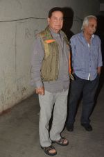 Salim Khan snapped at Lightbox on 6th July 2016 (6)_577ddfb5172f7.JPG