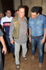 Salim Khan snapped at Lightbox on 6th July 2016