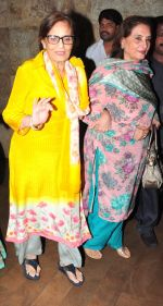 Salma khan at Light Box To watch Sultan Movie on 6th July 2016 (3)_577df3617b453.JPG