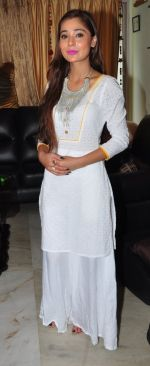 Sara Khan Eid celebration on 7th July 2016 (4)_577e5f238ef58.JPG