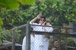 Shahrukh Khan at Eid celebration on 7th July 2017