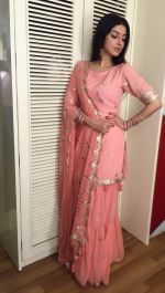 Divya Khosla Kumar looks pretty in pink at Salman Khan