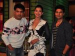 Gauhar khan, Rajeev Khandelwal on the sets of The Kapil Sharma show on 7th July 2016 (8)_577fa992ac7f4.JPG