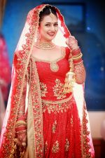 Divyanka Tripathi and Vivek Dahiya_s wedding Photoshoot on 8th July 2016 (23)_57810df797a78.jpg