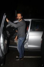 Emraan Hashmi snapped in BKC for dinner on 8th July 2016