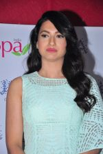 Gauhar Khan launches Asia Spa bridal issue on 8th July 2016