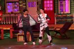 Rajeev Khandelwal and Gauhar Khan on the sets of The Kapil Sharma Show on 8th July 2016 (3)_5781060231773.JPG