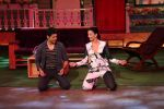 Rajeev Khandelwal and Gauhar Khan on the sets of The Kapil Sharma Show on 8th July 2016 (4)_5781063975000.JPG