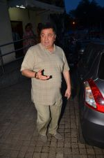 Rishi Kapoor snapped at PVR on 10th July 2016
