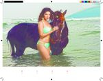 Sunny Leone at Manforce calendar images (7)_5783d06514b95.jpg