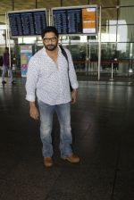 Arshad Warsi snapped at the airport on 12th July 2016