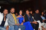 Hrithik Roshan, Pooja Hegde, Kabir Bedi, Sharad Kelkar at Mohenjo Daro film launch in Mumbai on 12th July 2016