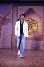 Sharad Kelkar at Mohenjo Daro film launch in Mumbai on 12th July 2016