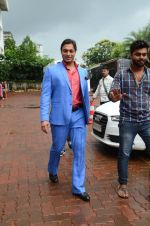 Shoaib Akhtar on the sets of Life Ok new show Mazak Mazak Me promo shoot on 11th July 2016 (27)_5784764a204b6.JPG