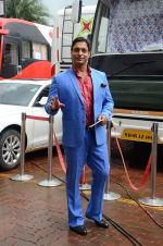 Shoaib Akhtar on the sets of Life Ok new show Mazak Mazak Me promo shoot on 11th July 2016 (29)_5784764b569bd.JPG