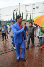 Shoaib Akhtar on the sets of Life Ok new show Mazak Mazak Me promo shoot on 11th July 2016