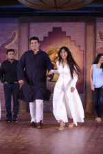 Siddharth Roy Kapoor,Sunita Gowariker at Mohenjo Daro film launch in Mumbai on 12th July 2016 (40)_578532b4cdb03.JPG