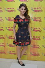Urvashi Rautela at Radio Mirchi on 12th July 2016