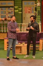 Aftab Shivdasani promote Great Grand Masti on the sets of The Kapil Sharma Show on 12th July 2016