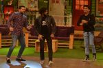 Aftab Shivdasani, Riteish Deshmukh, Vivek Oberoi promote Great Grand Masti on the sets of The Kapil Sharma Show on 12th July 2016 (52)_5785b8ff90ae1.JPG