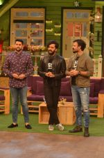 Aftab Shivdasani, Riteish Deshmukh, Vivek Oberoi promote Great Grand Masti on the sets of The Kapil Sharma Show on 12th July 2016 (55)_5785b90096982.JPG