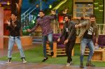 Aftab Shivdasani, Riteish Deshmukh, Vivek Oberoi promote Great Grand Masti on the sets of The Kapil Sharma Show on 12th July 2016 (58)_5785b903116c8.JPG