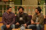 Aftab Shivdasani, Riteish Deshmukh, Vivek Oberoi promote Great Grand Masti on the sets of The Kapil Sharma Show on 12th July 2016 (67)_5785b908d1a4d.JPG