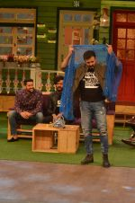 Aftab Shivdasani, Riteish Deshmukh, Vivek Oberoi promote Great Grand Masti on the sets of The Kapil Sharma Show on 12th July 2016 (68)_5785b9097ff65.JPG
