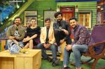 Urvashi Rautela, Vivek Oberoi, Ritesh Deshmukh, Aftab Shivdasani and Director Indra Kumar Promotes Great Grand Masti movie on The Kapil Sharma Show (3)_57867115c6488.JPG