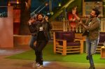 Vivek Oberoi promote Great Grand Masti on the sets of The Kapil Sharma Show on 12th July 2016