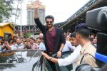 Anil Kapoor promotes 24 Season 2 in Mumbai Train on 14th July 2016