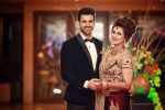 Divyanka Tripathi and Vivek Dahiya reception on 13th July 2016 (3)_57870a558c23f.jpg