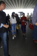 Alia Bhatt snapped at airpot on 14th July 2016