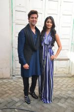 Hrithik Roshan, Pooja Hegde at Mohenjo Daro interview on 13th July 2016