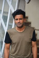 Manoj Bajpayee promotes Budhia Singh in Mumbai on 13th July 2016
