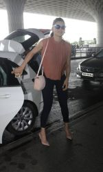 Urvashi Rautela at Airport on 13th July 2016