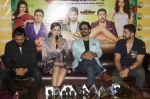 Vivek Oberoi, Riteish Deshmukh, Aftab Shivdasani, Urvashi Rautela during the Press confrence upcoming film Great Grand Masti promotions in Noida on 13th July 2016 (3)_57870b001ad8f.jpg